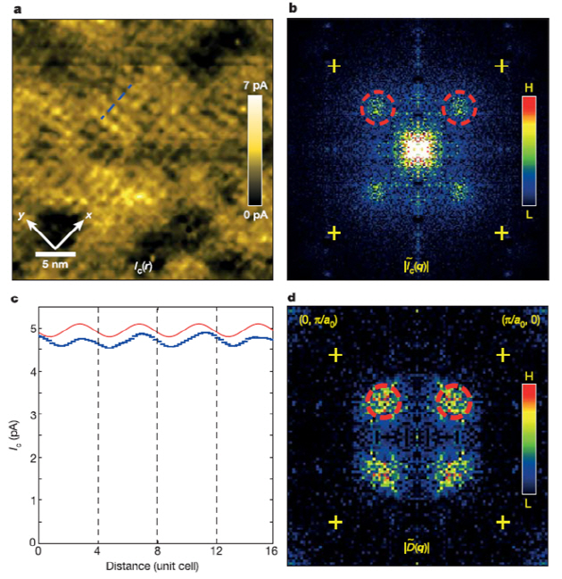 Visualization of cooper-pairs in a high-TC superconductor