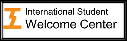 International Student Welcome Center Logo