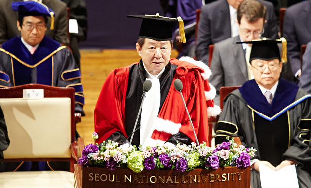 Nak-in SUNG, President, Seoul National University